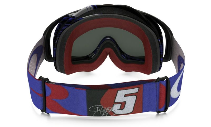 masque cross oakley crowbar mx signature ryan dungey violet ecran iridium noir 3as racing. Black Bedroom Furniture Sets. Home Design Ideas