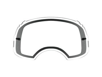Ecran de rechange double OAKLEY Mayhem Pro Plutonite - Transparent