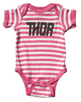 Body bébé Thor 2018 Loud - Rose