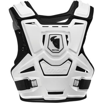 Pare pierre THOR Sentinel Roost Deflector CE - Blanc