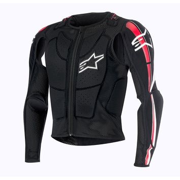 Gilet de Protection ALPINESTARS 2016 Bionic Plus Noir Rouge Blanc
