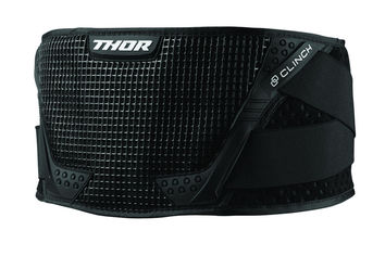 Ceinture de protection THOR Clinch - Noir Blanc