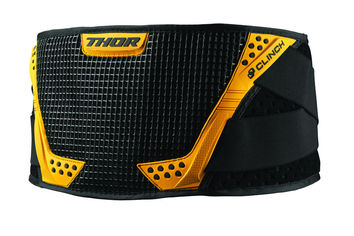 Ceinture de protection THOR Clinch - Noir Jaune