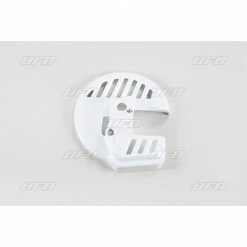 Protection disque UFO 250-500 CR 1989 Blanc