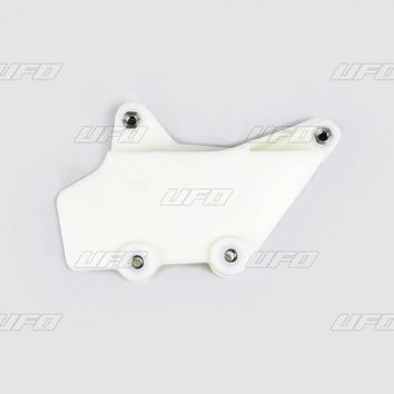 Patin Guide chaine UFO YAMAHA 125/250 YZ 1989-1992 360 YZ 1989-1990 Translucide