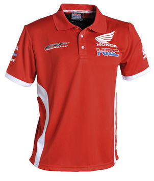 Polo Honda HRC - Rouge