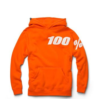 Sweat Shirt Enfant 100% 2018 Disrupt - Orange
