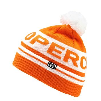 Bonnet 100% Varsity - Orange