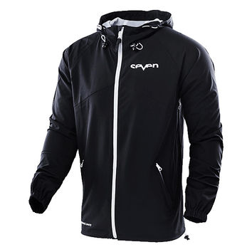 Coupe vent SEVEN 18.1 Galaxy Windbreaker - Noir