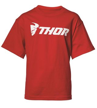 T-Shirt Enfant Thor 2018 Loud - Rouge