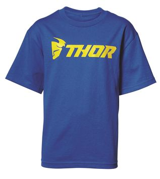 T-Shirt Enfant Thor 2018 Loud - Bleu