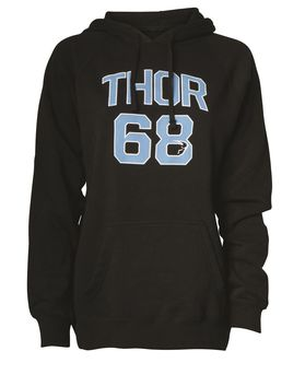Sweat Shirt Enfant Thor 2018 Team - Noir