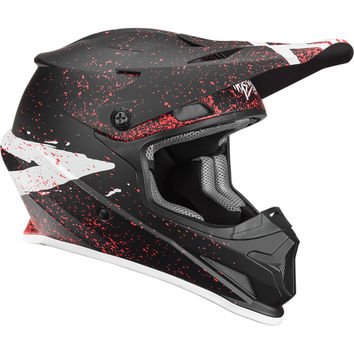 Casque cross Thor 2018 Sector Hype - Noir Corail