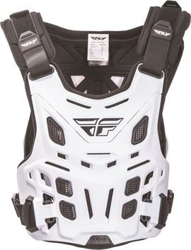 Pare pierre Fly Racing Revel Race - Blanc