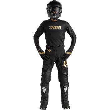 Tenue Cross 2018 Thor Prime Fit 50th Anniversary - Noir Or