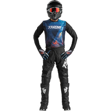 Tenue Cross 2018 Thor Prime Fit Nebula - Bleu Noir