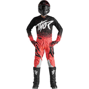 Tenue Cross 2018 Thor Pulse Hype - Corail Noir
