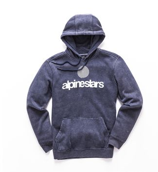 Sweat Shirt Alpinestars 2018 Campioni - Bleu