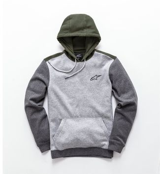Sweat Shirt Alpinestars 2018 Overshot - Gris Kaki