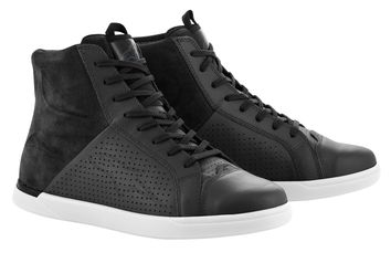 Baskets moto route Alpinestars Jam Air - Noir