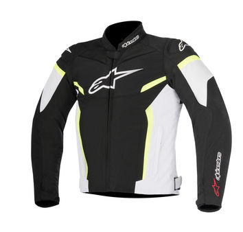 Blouson Plus R Rouge 3as Moto Racing V2 Alpinestars T Noir Blanc Gp rIgrXS