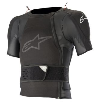 Gilet de protection Alpinestars Sequence - Manches courtes