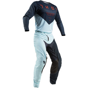 Tenue Cross 2019 Thor Prime Pro Jet - Midnight Bleu Sky