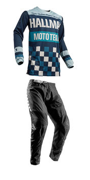 Tenue Cross 2019 Thor Hallman Pulse Heater - Midnight Bleu Sky