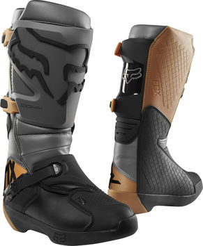 Bottes cross Fox 2019 Comp - Gris