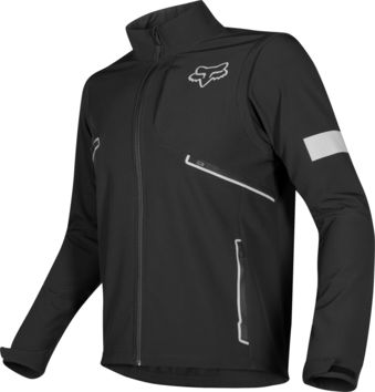 Veste enduro Fox Legion Softshell - Noir
