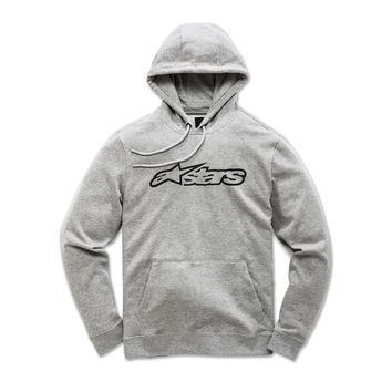 Sweat Shirt Alpinestars 2019 Blaze - Gris Noir
