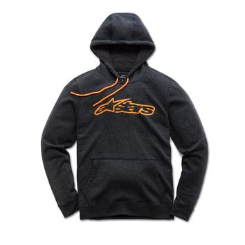 Sweat Shirt Alpinestars 2019 Blaze - Gris Orange
