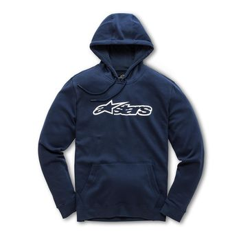 Sweat Shirt Alpinestars 2019 Blaze - Bleu Blanc