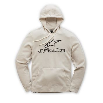 Sweat Shirt Alpinestars 2019 Always II - Blanc Noir