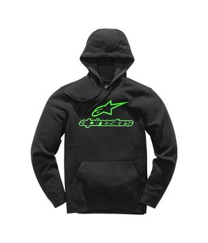 Sweat Shirt Alpinestars 2019 Always II - Noir Vert