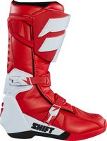 Bottes cross Shift White Label - Rouge