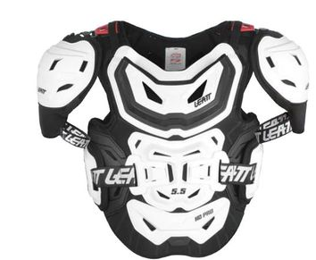 Gilet de protection LEATT BRACE Hard Shell 5.5 Pro HD Taille adulte
