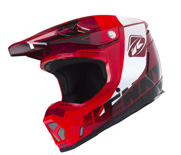 Casque cross Kenny 2019 Performance - Rouge