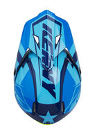 Casque cross Kenny 2019 Track - Bleu