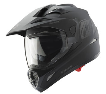 Casque cross Kenny 2019 Extreme - Noir Mat