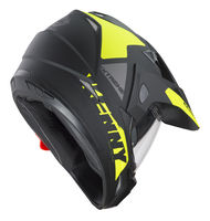Casque cross Kenny 2019 Extreme - Jaune Fluo