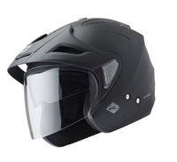 Casque cross Kenny 2019 Evasion Solid - Noir