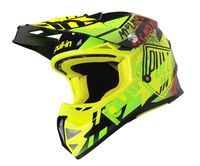 Casque cross enfant Pull-In by Kenny 2019 Trash - Jaune Fluo Lime