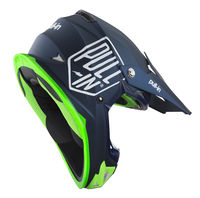 Casque cross enfant Pull-In by Kenny 2019 Solid - Bleu