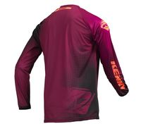 Maillot cross Kenny 2019 Performance - Paradise Burgundy Rouge