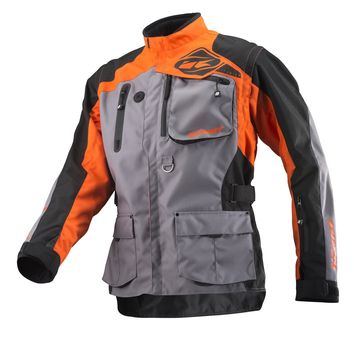 Veste Enduro Kenny 2019 Titanium - Orange
