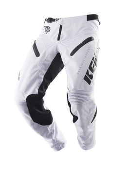 Pantalon cross Kenny 2019 Titanium - Blanc