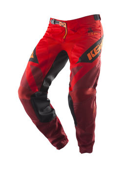 Pantalon cross Kenny 2019 Track - Rouge