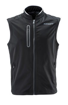 Body Warmer Enduro Kenny 2019 - Noir