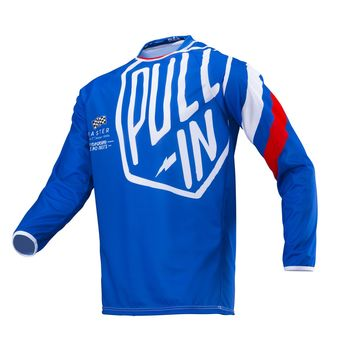 Maillot cross Pull-In by Kenny 2019 Challenger Master - Bleu